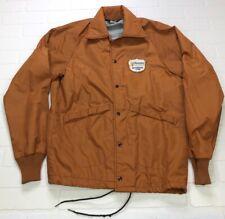 Vintage Retro Foretravel Motorhomes Motorcade Club Mid Century Jacket Mens S