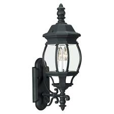 Sea Gull Lighting 88201-12 Wynfield 2-Light Outdoor Lantern Sconce