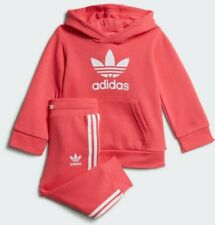 Adidas Originals Infant Girls Tracksuit Baby Set