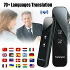 70 Languages Bluetooth Voice Translator Real Time Translation for iOS Android