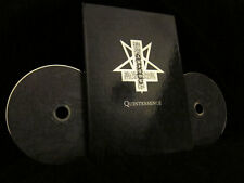 Abigor - Quintessence / The Satanic Tapes -  A5 Digibook CD