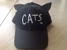 Cats The Musical Baseball Cap With Ears- Brand New