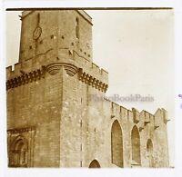 Francia Esnandes Foto Stereo PL46Th5n Placca Da Lente Vintage 1925