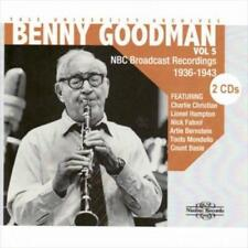 BENNY GOODMAN - YALE UNIVERSITY ARCHIVES, VOL. 5: NBC BROADCAST RECORDINGS 1936-