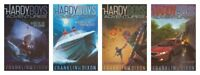 NEW Hardy Boys Adventures Series Boxed Set of 4 Books Franklin W Dixon 1 2 3 4