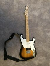 Squier '51 Electric Guitar With Case (rare)