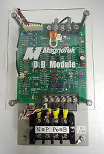NEW NIB MAGNETEK DYNAMIC BRAKING (DB) MODULE 46S03331-0010, 230V MAX, 15kW, 20HP