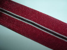 MEDAL RIBBON-MODERN MANUFACTURE GERMAN WW2 EASTERN FRONT MEDAL