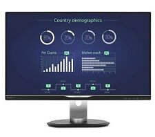 Philips 258B6QUEB 25 inch LED IPS Monitor - 2560 x 1440, 5ms, Speakers, HDMI