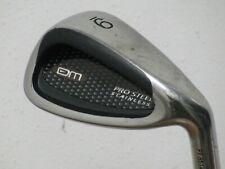 DM Distance Master Pro Steel Stainless 9 Iron Regular Flex Steel Very Nice!!