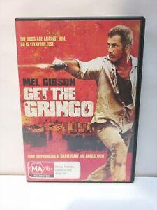 Get The Gringo DVD Mel Gibson