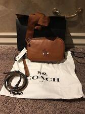 DISNEY MICKEY cross body clutch bag- brown #66150