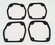 MAZDA RX4 929 COUPE TAIL LIGHT LAMP LENS GASKET SET OF 4 BRAKE INDICATOR