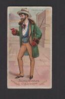 1888 Allen & Ginter World's Dudes N31 NEAPOLITAN