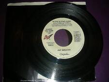 "Rock 45 Pat Benater ""All Fired Up/ Cool Zero"" Chrysalis 1988 VG+"
