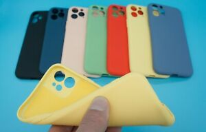 For Apple  iPhone 11/11 Pro/11 Pro Max quality phone case silky anti-knock cover