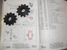 SATELLITE DIFFERENZIALE Z12 ORSETTO LUPETTO TIGROTTO FIAT 7166713 EX  8555015
