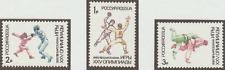 (RU60)SOVIET UNION RUSSIA 1992 OLYMPIC GAMES SPORTS SET 3V MNH