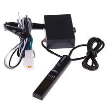 Universal Auto DC 12V Turbo Timer NA & Turbo Digital LED Display Blue Light Kit