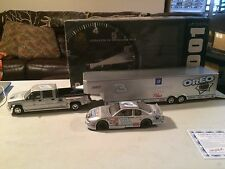 1/24  Brookfield Dale Earnhardt Oreo, dually, trailer and car silver incentive