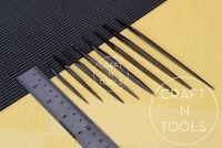 Vergez Blanchard Strong Awl Diamond Blades. 8 sizes (leather stitching sewing)