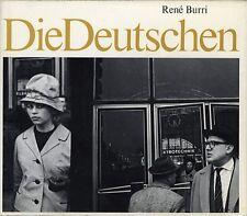 René Burri Die Deutschen René Burri