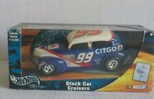 Hot Wheels Limited Edition 1:24 #99 Jeff Burton Die Cast Stock Car Cruiser