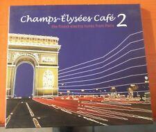 Champs-Élysées Café 2 Cd digipack  NM/VG+  Wagram 2003