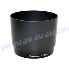 JJC Lens Hood Shade for CANON EF 100-400mm F4.5-5.6L IS USM Lens as ET-83C Black