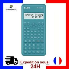Casio FX Junior+ Calculatrice Scientifique - Bleu