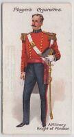 Military Knight Of Windsor Dress Uniform England Royalty 100+ Y/O Trade Ad Card