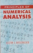 Householder, Principles of numerical analysis, ottime condizioni
