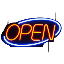 """New listing 24"""" Ultra Bright Neon Led Business Sign Open Light Bar Club Store Shop Display"""