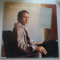 Paul Simon - Greatest Hits Etc Vinyl LP UK 1st Press 1977 Best Of A1/B2 EX/EX