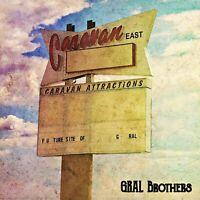 Gral Brothers - Caravan East (Vinyl LP) NEW/SEALED
