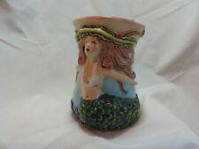 Blue Sky Ceramic Mermaid Mug