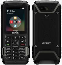 Good Sonim XP5 XP5700 4GB Black Verizon 4G LTE Ultra Rugged Cell Phone