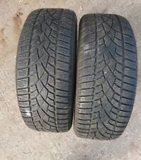 2 X 235 50 19 Dunlop SP Winter Sport  3D Tyres, MO