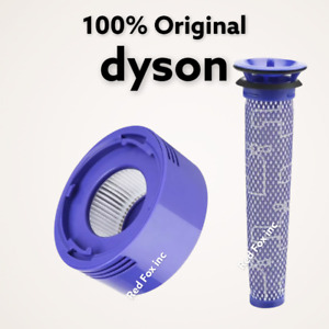 GENUINE DYSON HEPA Post Motor + Cyclone Filters Dyson V7 V8 Cordless Vacuums NEW