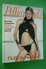 PELLICCE Moda rivista n.3 maggio 2000 FUR A PORTER+SPECIALE MILANO HONG KONG