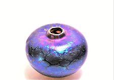 A Signed 2000 Siddy Langley art glass Vase
