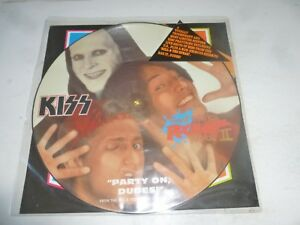 """KISS - God Gave Rock & Roll To You - 1991 UK limited edition 3-track 12"""" Picture"""