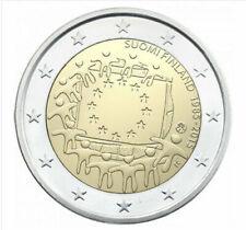 finlande 2 euro commémorative  2015 Drapeau NEUVE UNC
