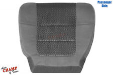 1999-2003 Ford F150 XLT Extended-Cab Driver Side Cloth Armrest Cover Dark Gray