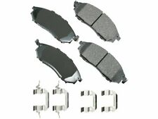For 2013 Infiniti FX37 Brake Pad Set Front Akebono 73767YM