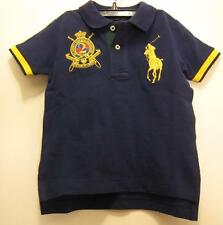 NEW POLO RALPH LAUREN Baby Boys Shirt Top Big Pony 18M NWT
