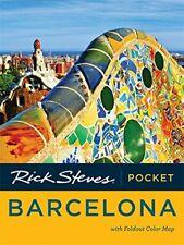Rick Steves Pocket Barcelona By Rick Steves