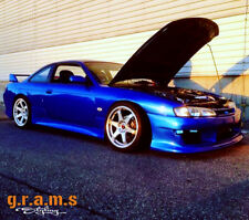 Nissan 200sx S14A Vertex Style Front Bumper for Body Kit, Racing v6