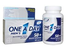 One-A-Day Mens Advantage 50+ Multivitamin 65 ea (Pack of 2)