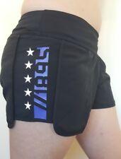 Reebok Womens Shorts Black, Training, running, gym Speedwick UK (XL)